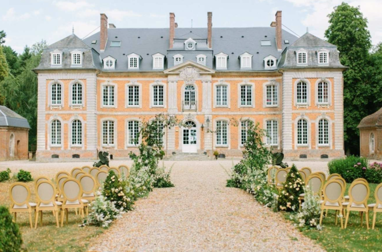 Beautiful Chateau in Normandy