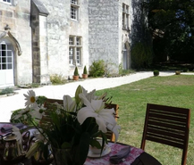 Intimate French Chateau venue