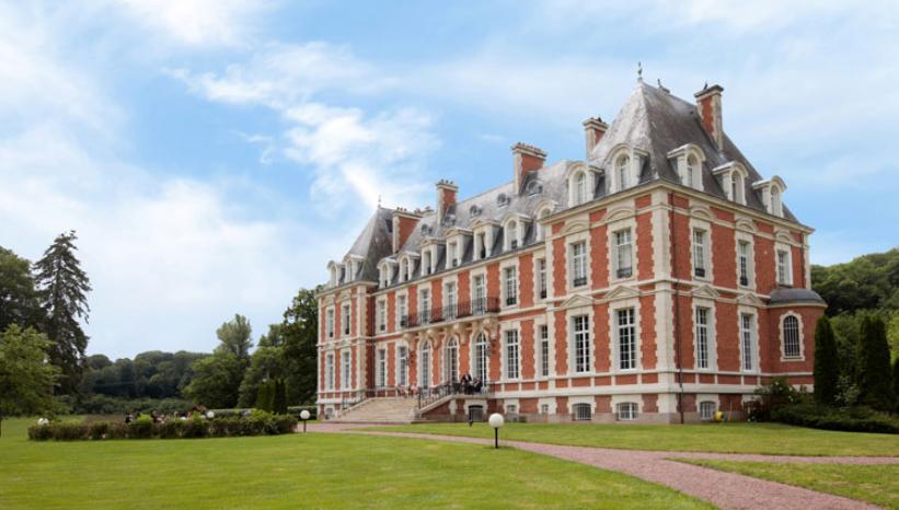 Majestic 19th Century Chateau