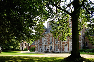 Historic 16th century chateau wedding venue in northern France with chapel and 22 hectare park. Sleeps 45, caters up to 300