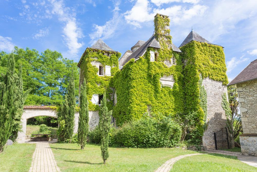 Charming Medieval Chateau Estate