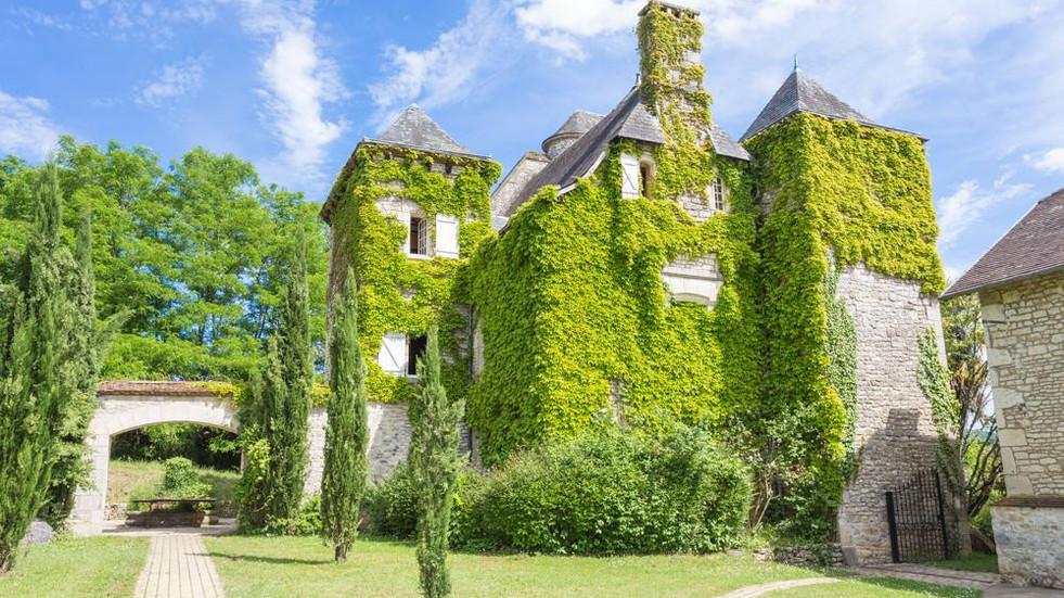 Charming Medieval Chateau