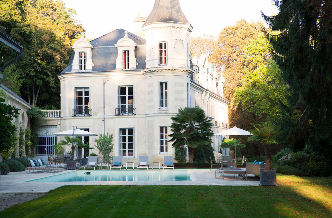 Magnificent Chateau in the Loire