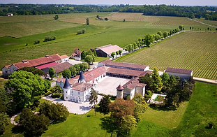 Magical chateau estate in the heart of vineyards only 20 mins from the historical city of Bordeaux. Sleeps up to 33, caters for 150