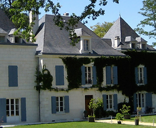 Manor House near Bergerac with orangery, terrace & swimming pool set in 46ha of natural woodland & meadows. Sleeps 25, caters 200