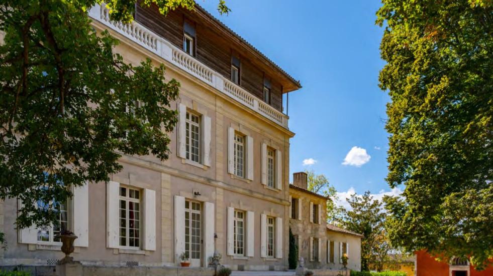 Stunning Riverfront Chateau