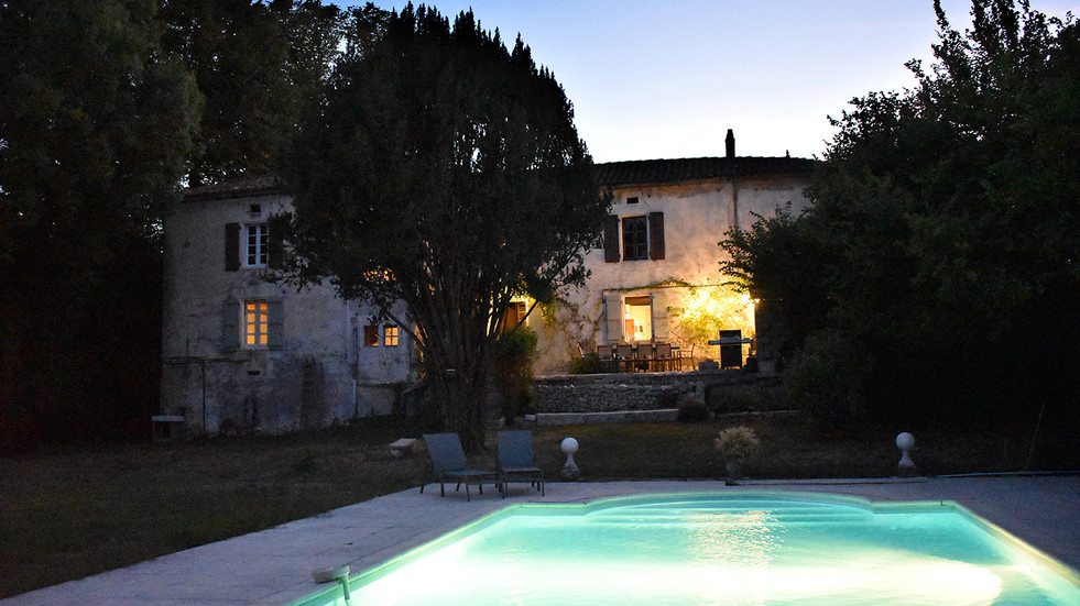 Stylish Manor House in the Charente