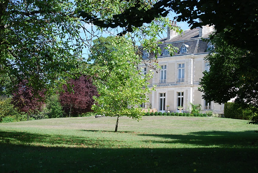 Dordogne Chateau with Chapel