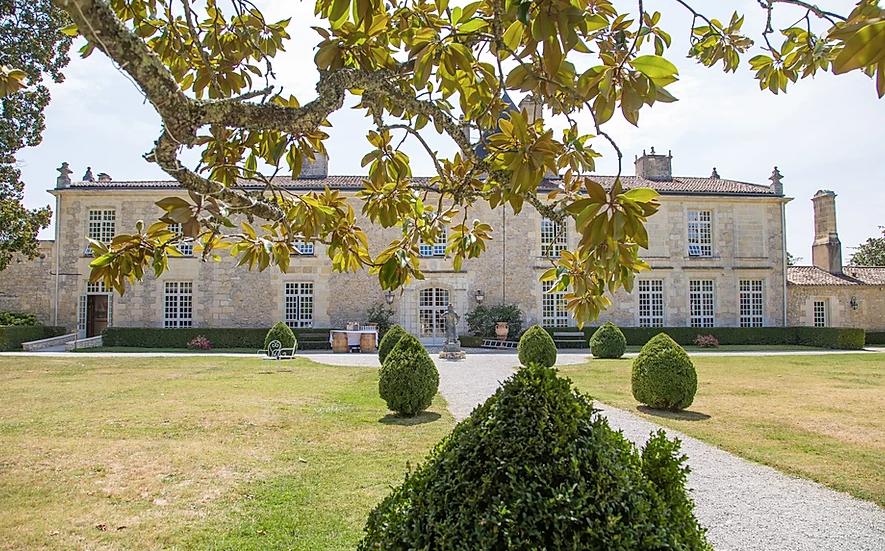 Superb 17th Century Chateau