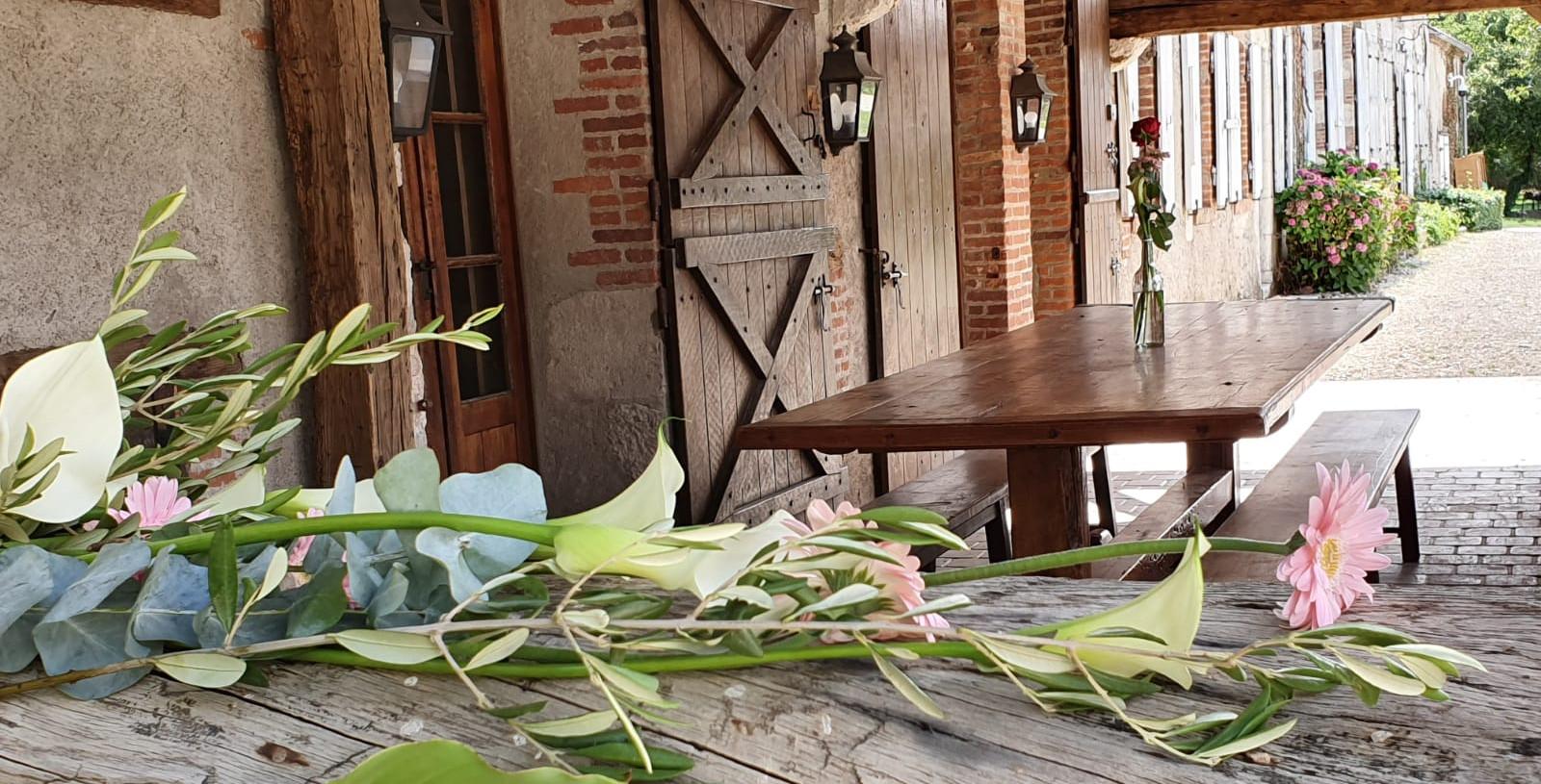 Charming Converted Farmhouse Wedding Venue