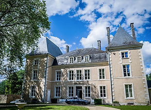 Historic chateau estate in the Charente with heated pool, sleeps 82, caters 120 +