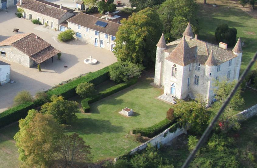 Imposing 12th Century Castle
