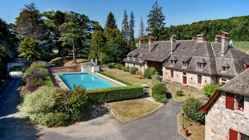 Magnificent Château Dordogne