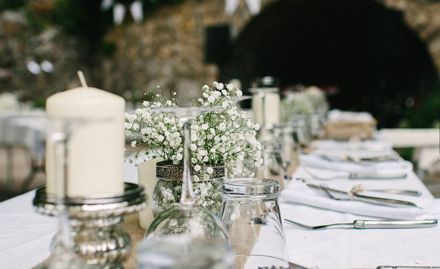 Manor House Wedding Venue in Provence