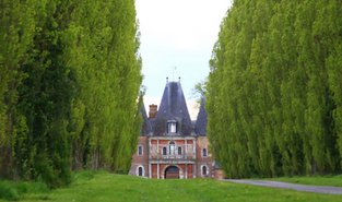 Charming Chateau in Normandy