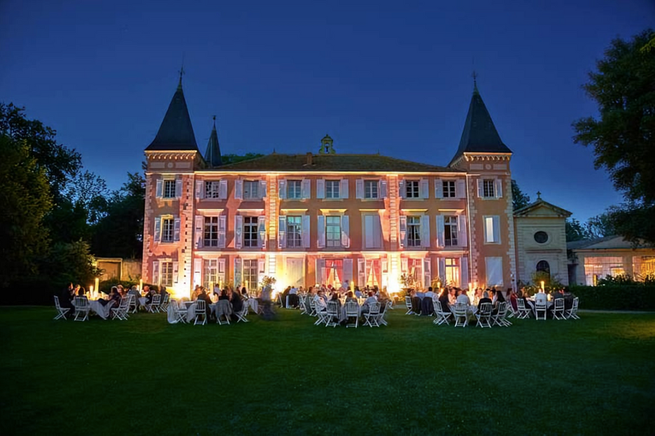 Elegant Chateau in the South of France