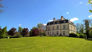 An elegant 19th century chateau venue with private chapel, gatehouse and pool. Sleeps 35 and caters for up to 120