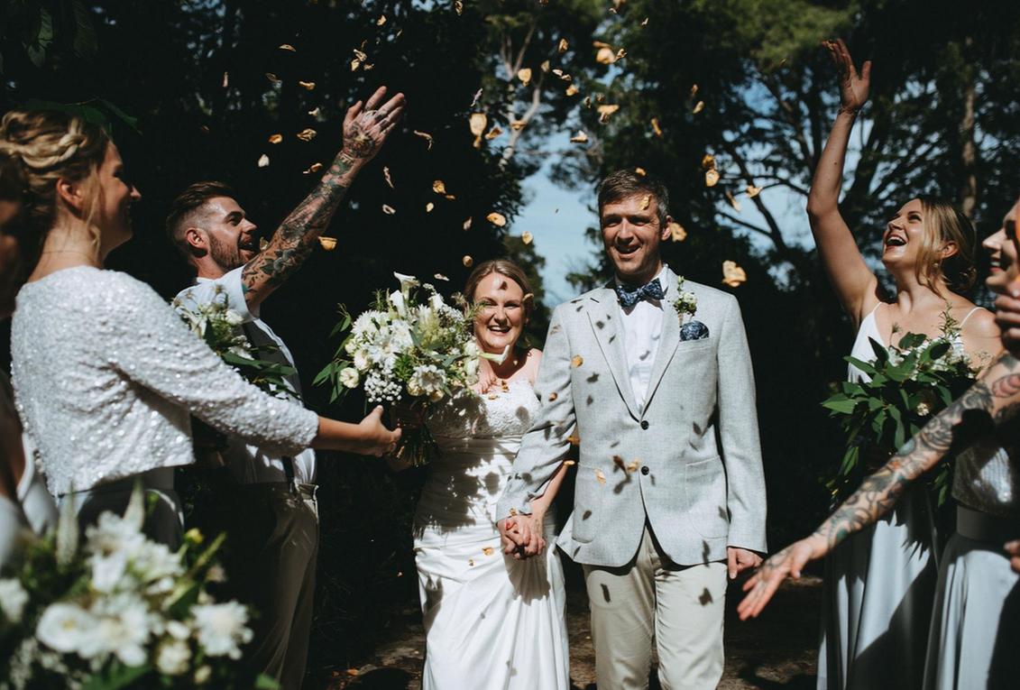 Romantic Vineyard Wedding Venue