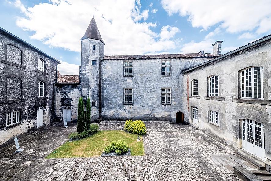 Unique 10th century venue