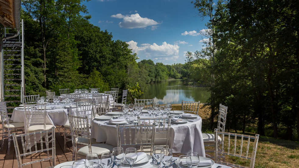 Enchanting Lakeside Venue