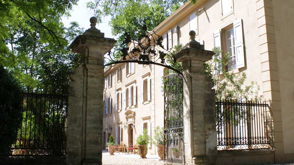 Chateau in the Languedoc