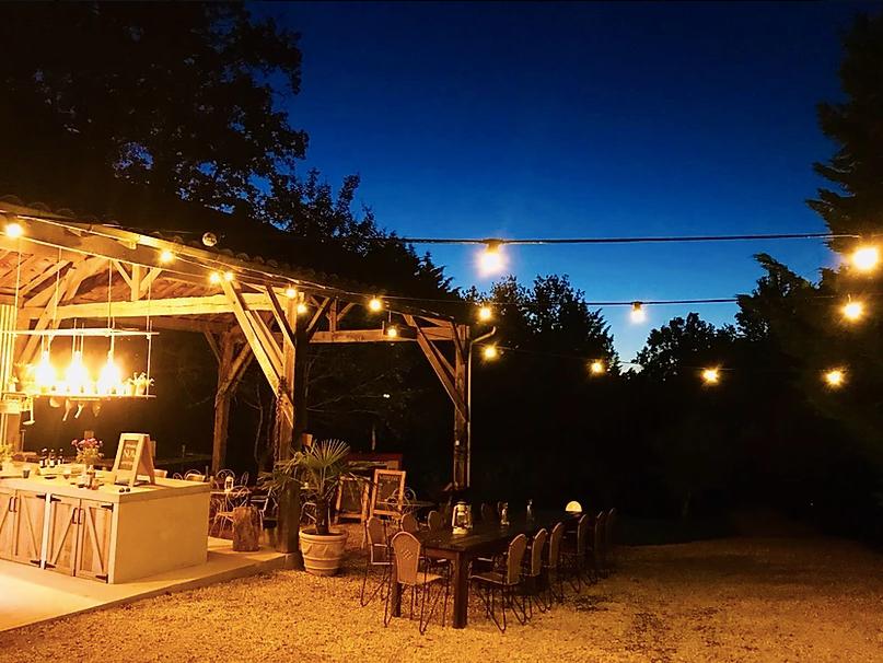 Unique Safari lodge venue