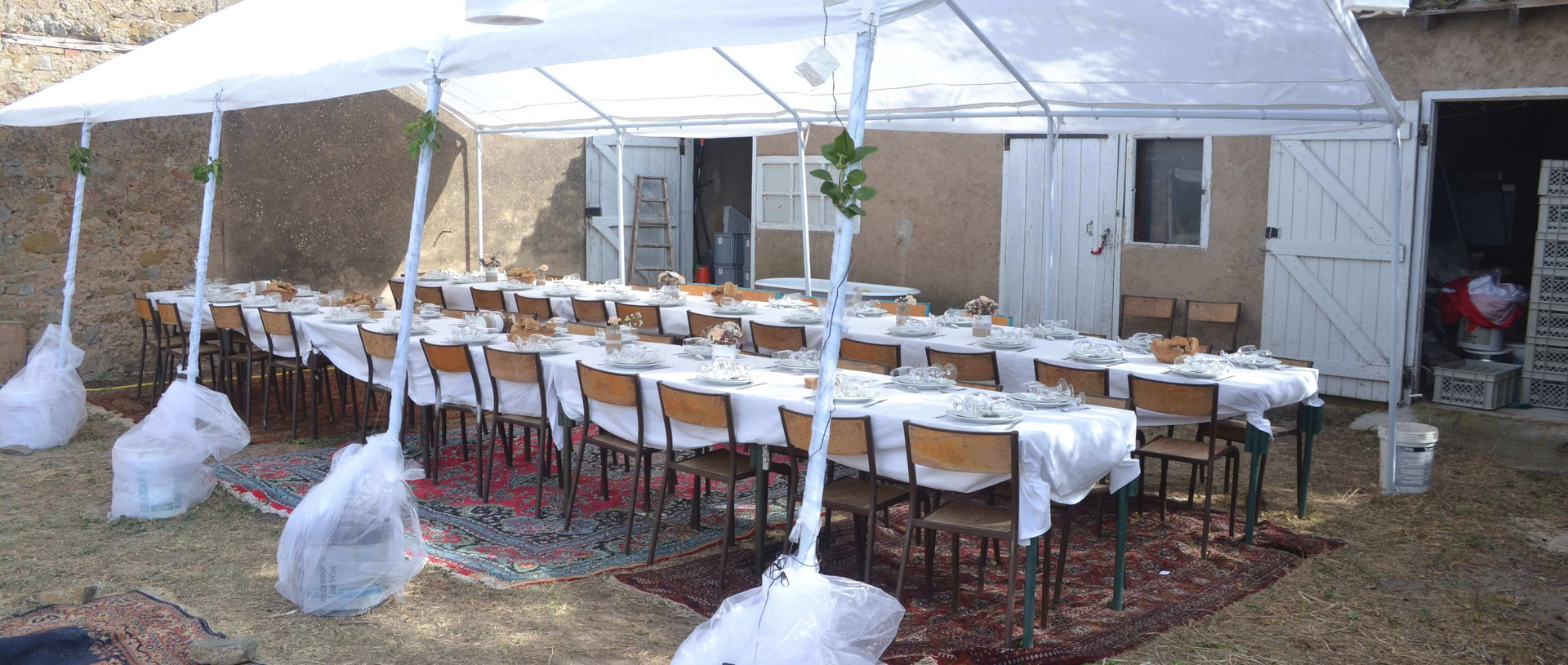 Provence style Wedding Venue in the South of France