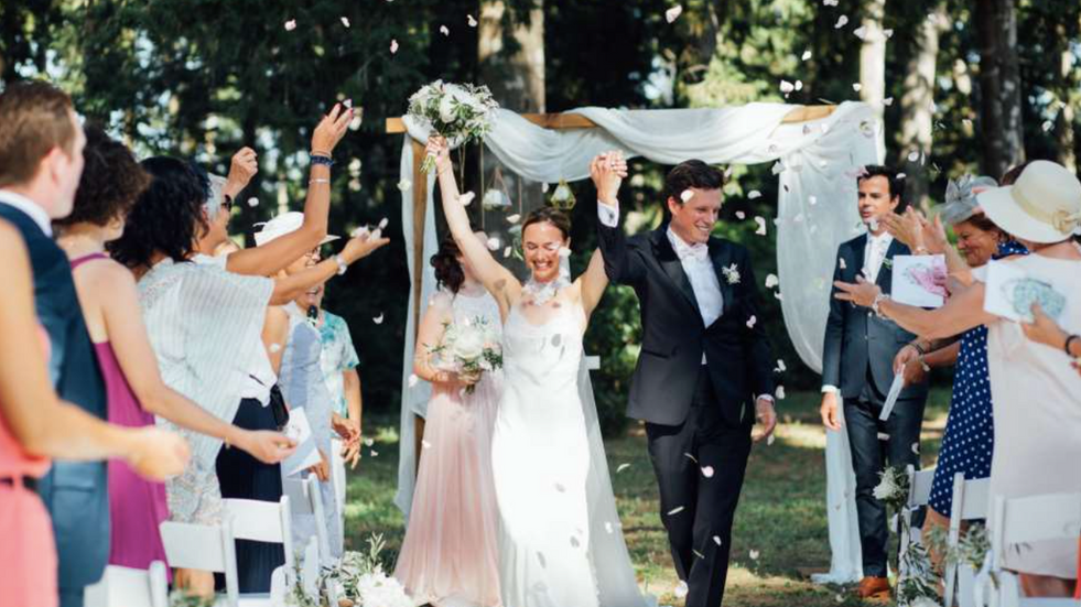 Delightful, family-owned wedding venue in the South of France