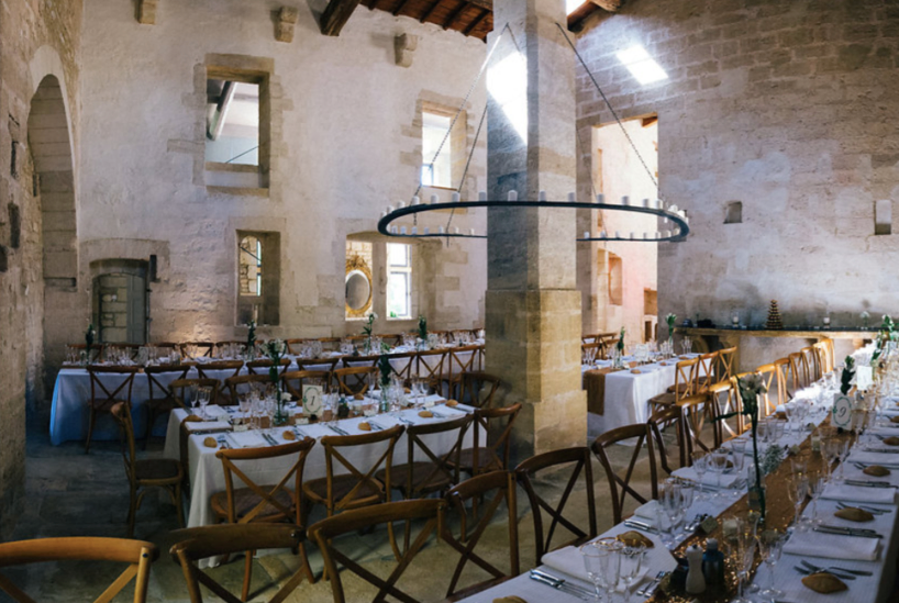 Stunning Chateau Wedding Venue in the South of France