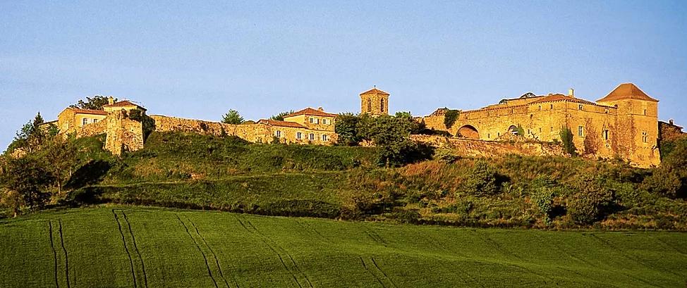 Spectacular Hilltop Village