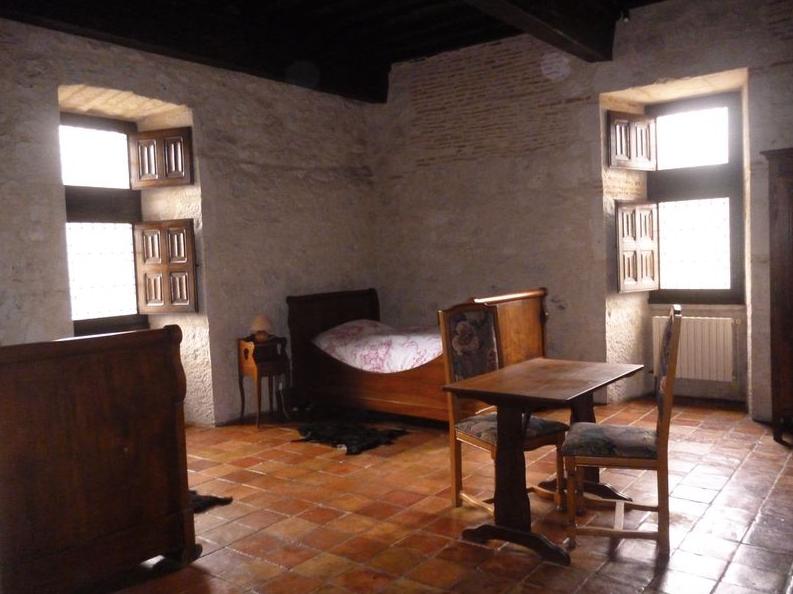 13th Century Gascon Chateau