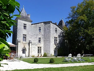 This enchanting medieval chateau is the perfect venue for an intimate French country wedding.