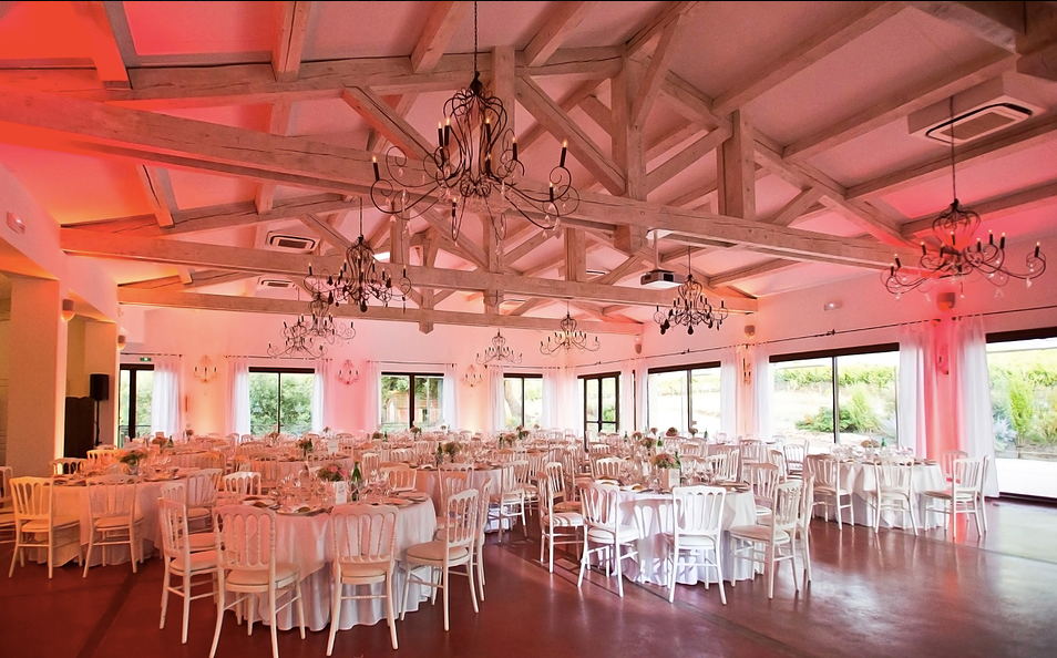17th Century Mansion Wedding Venue in Provence