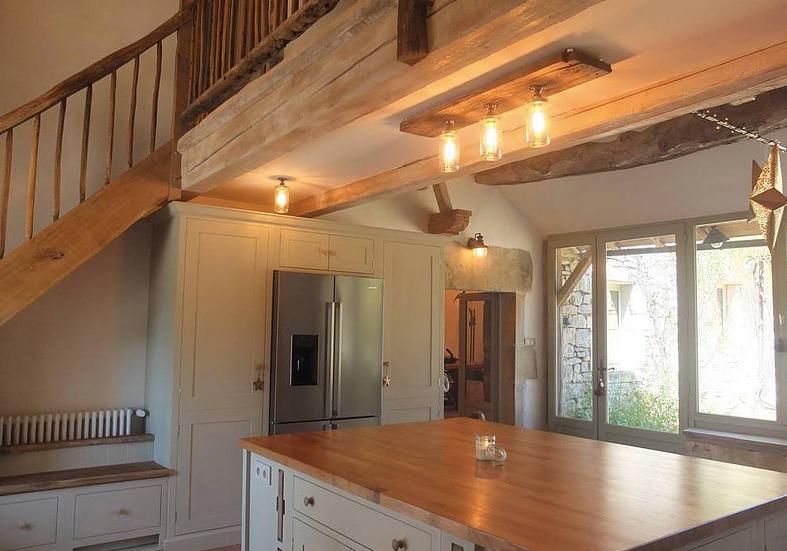 Luxury French Farmhouse