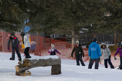 Snow school 6