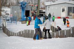 Snow school 8