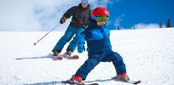 Private Ski Lesson:  7yrs + (60 min)