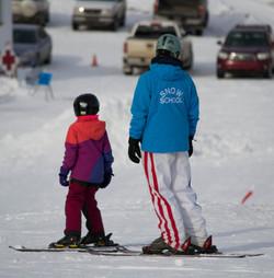Snow school 2