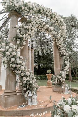 Luxury White Rose (5)