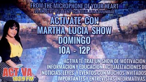 Martha Lucia Show