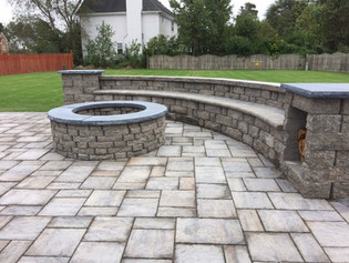 Fire Pits -Natural Gas or Wood Burning