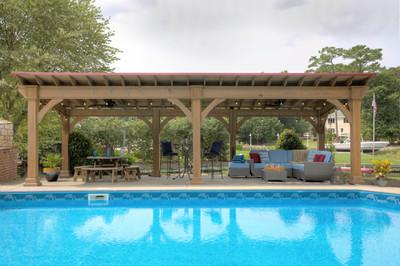 Virginia Beach Patios - Ceder Pavilion