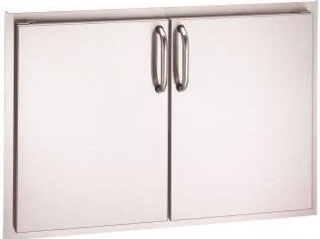 "AOG Stainless Steel 30"" Double Access Door"