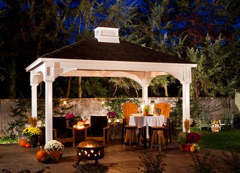 VB Patios - Outdoor Pavilion