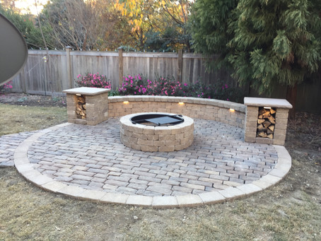 Extending Your Patio Season With A Fire Feature