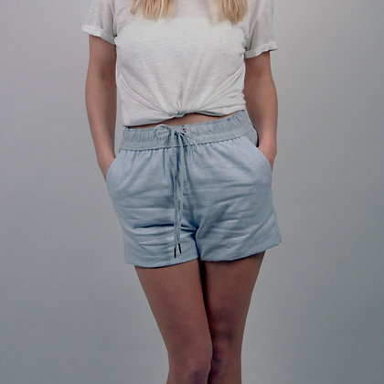 Wenden Reversible Shorts Blue