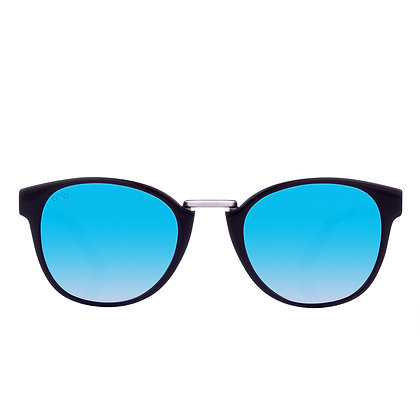 Ada Eco Black Sunglasses