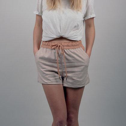 Wenden Reversible Shorts Rust