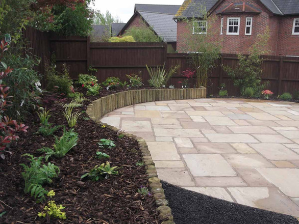 Paving & Planting , Ivybridge Devon.