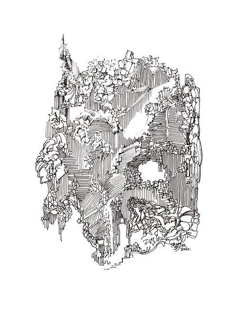 Mindscape Series no.3 Print